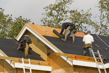 Roofing Repair Estimate in Kingwood